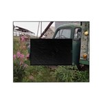 Farm Truck with Flowers Picture Frame