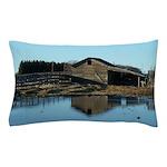 Barn Reflection Pillow Case