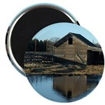 Barn Reflection Magnets
