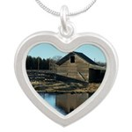 Barn Reflection Necklaces