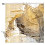 Sandstone Shower Curtain
