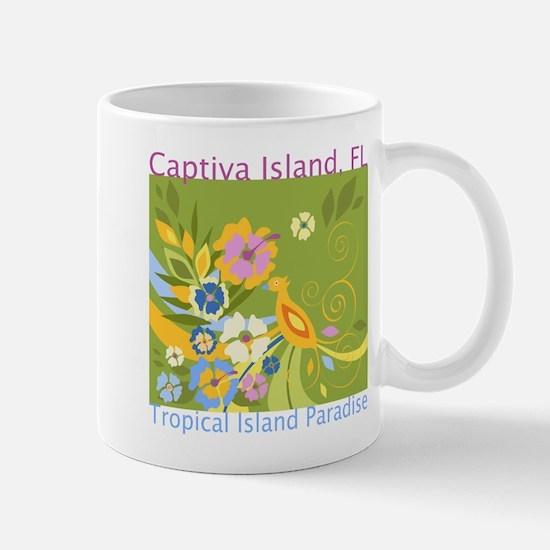 Captiva Island - Tropical Par Mug