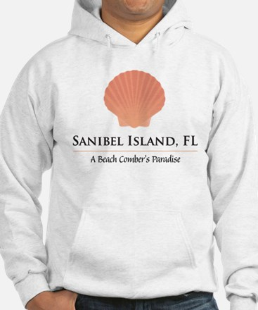 Sanibel Island - Shell Jumper Hoody