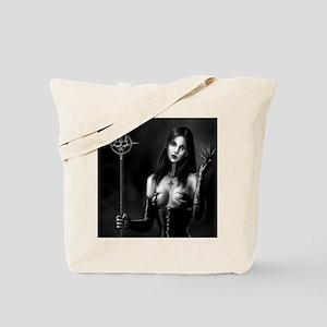 Demonie Tote Bag