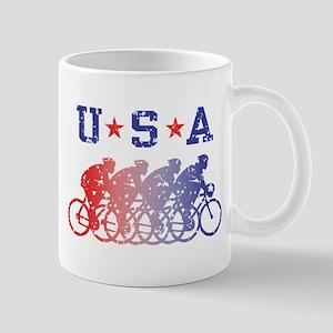 USA Cycling Male Mug