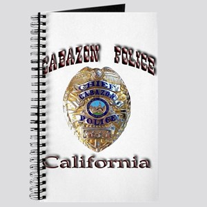 Cabazon PD Journal