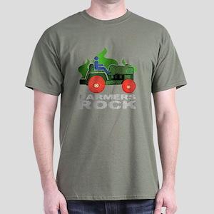 Farmers Rock Dark T-Shirt