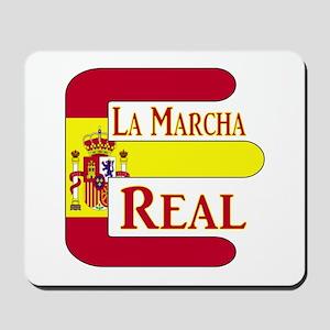 E Spain Mousepad