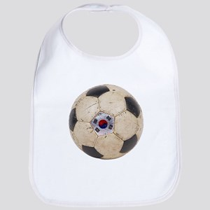 South Korea Football Bib