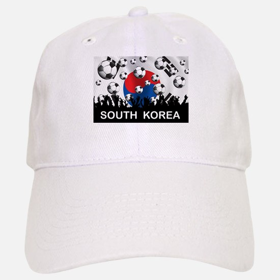 South Korea Football Baseball Baseball Cap