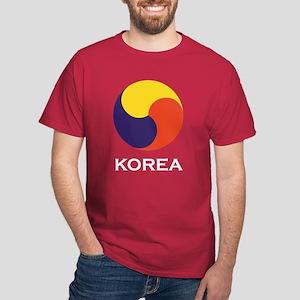 Sam-Taegeuk Korea Dark T-Shirt
