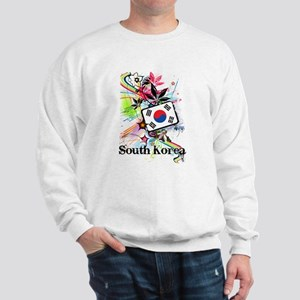 Flower South Korea Sweatshirt