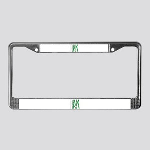PAK Pakistan License Plate Frame
