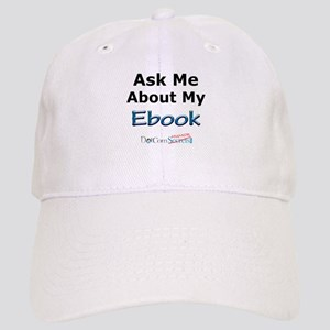 Ask Me About My eBook Cap
