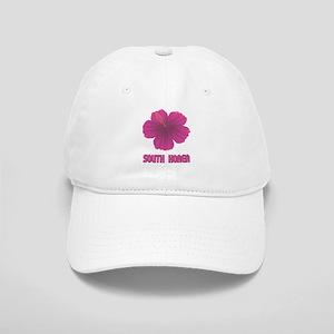 Hibiscus South Korea Cap