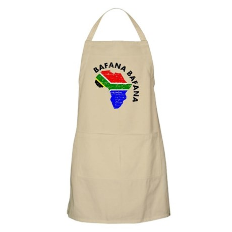 Bafana bafana of South Afica Apron