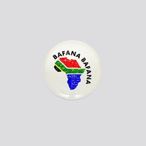 Bafana bafana of South Afica Mini Button