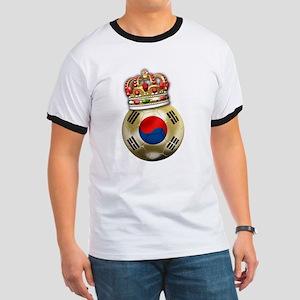 South Korea King Of Football Ringer T