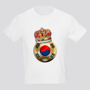 South Korea King Of Football Kids Light T-Shirt