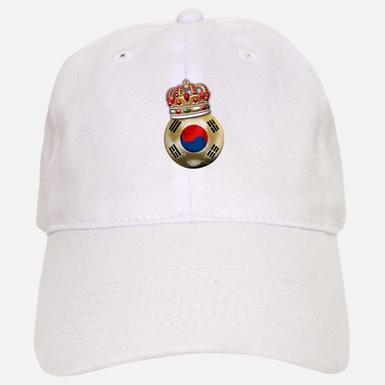 South Korea King Of Football Baseball Baseball Cap