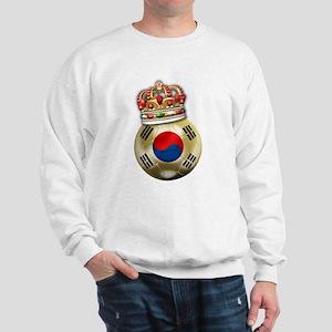 South Korea King Of Football Sweatshirt
