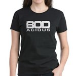 BODacious: Women's Black T-Shirt