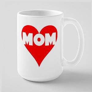 love mom Large Mug