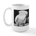 Cockatoo Large Mug