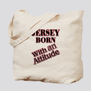 born in Jersey Tote Bag