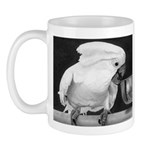 Cockatoo Mug