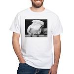 Cockatoo White T-Shirt