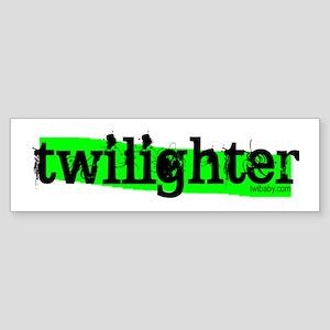 Twilight Twilighter by twibaby Sticker (Bumper)