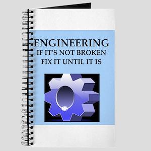funny engineer joke Journal