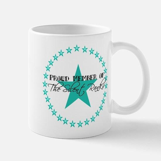 Teal SR Mug