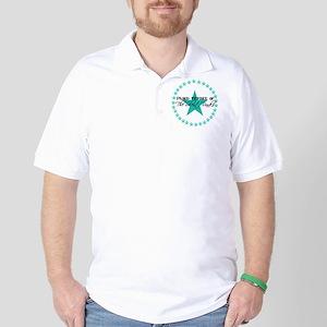 Teal SR Golf Shirt