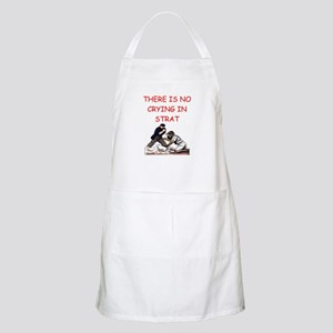 strat-o-matic baseball joke Apron