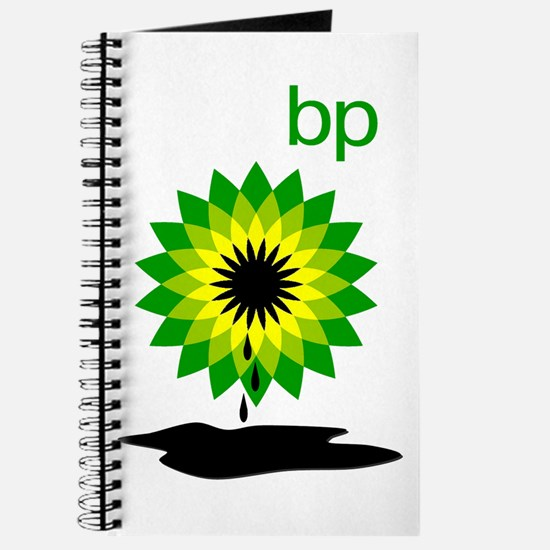 BP Oil... Puddle Journal