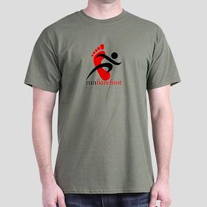 runbarefoot Dark T-Shirt