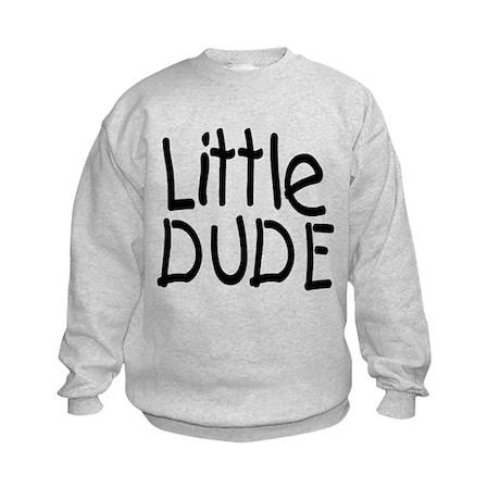 Big Dude-Little Dude Kids Sweatshirt