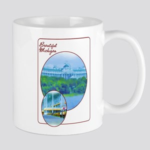 Beautiful Michigan-Mackinac Island Mug