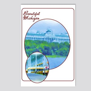 Grand Hotel Postcards (Package of 8)