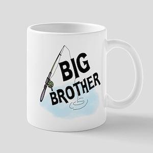 Fishing Big Brother Mug
