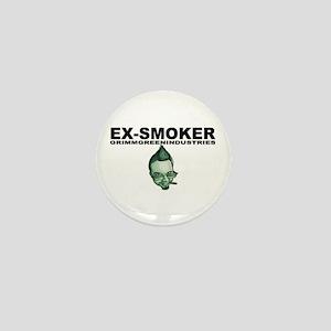 Ex-Smoker Mini Button