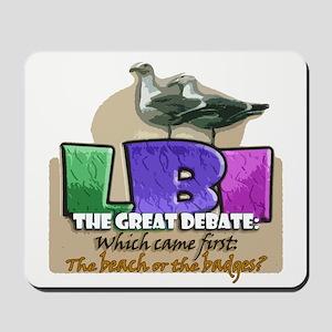 The Great Debate... Mousepad