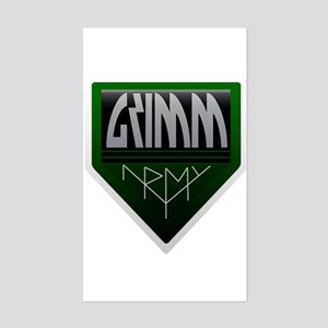 Army Sticker (Rectangle)