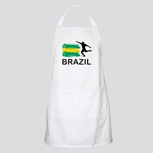Brazil Football Apron