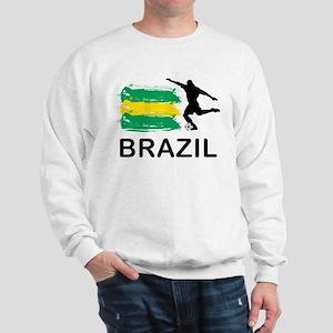Brazil Football Sweatshirt