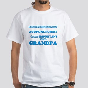 Some call me an Acupuncturist, the most im T-Shirt