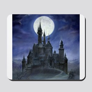 Gothic Castle Mousepad
