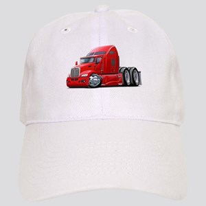 Kenworth 660 Red Truck Cap